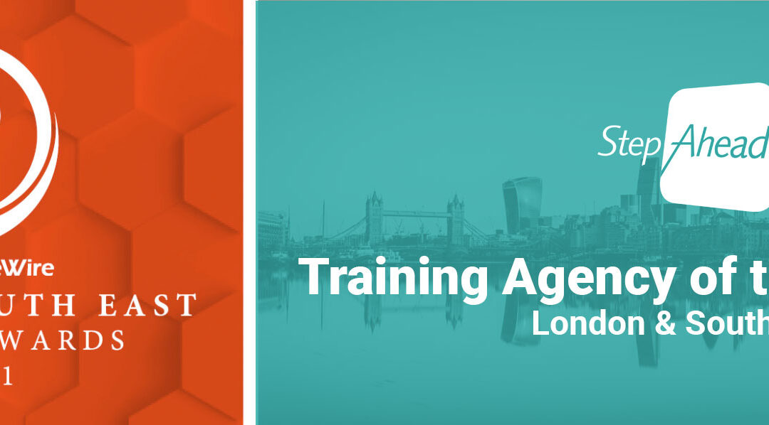 London Training Agency of the Year 2021